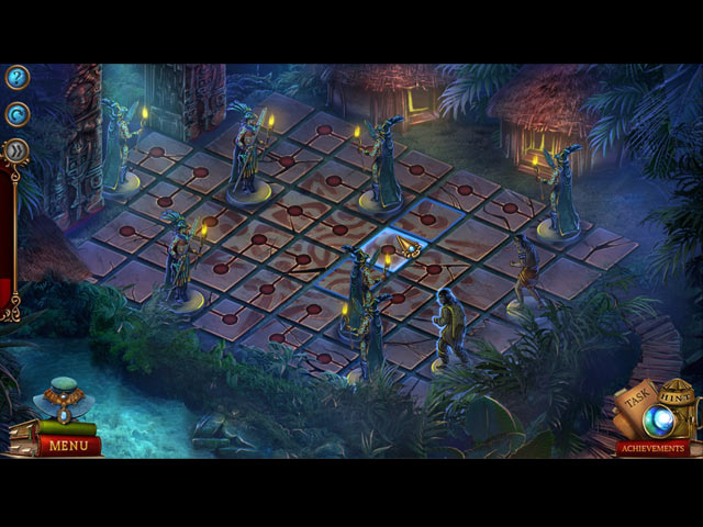stranded dreamscapes: deadly moonlight collector's edition screenshots 3
