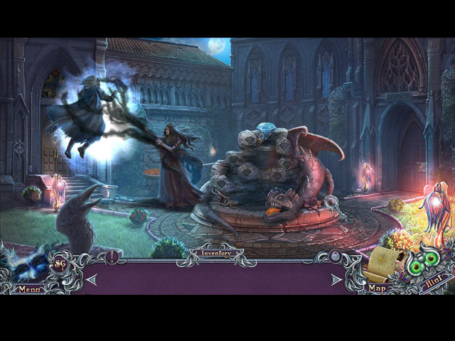 spirits of mystery: the moon crystal collector's edition screenshots 1