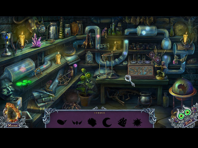 spirits of mystery: the moon crystal collector's edition screenshots 2