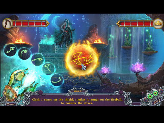 spirits of mystery: the moon crystal collector's edition screenshots 3