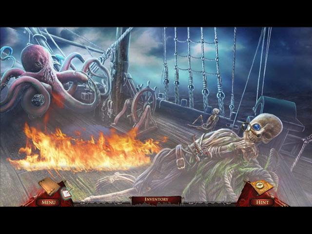 ominous tales: the forsaken isle review screenshots 2