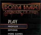 donna brave: the strangler of paris collector's edition