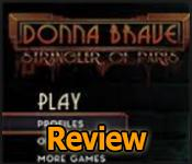 donna brave: the strangler of paris collector's edition review