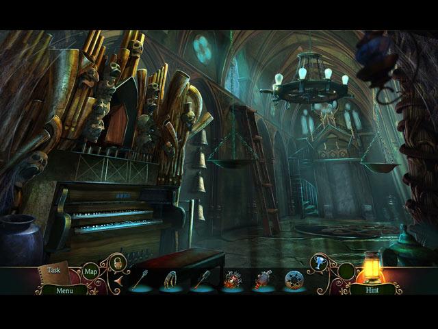 phantasmat: mournful loch collector's edition screenshots 2