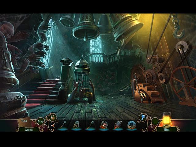 phantasmat: mournful loch collector's edition screenshots 3