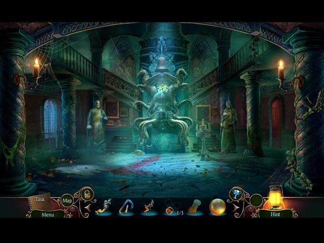 phantasmat: mournful loch collector's edition review screenshots 1