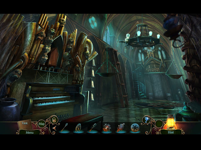 phantasmat: mournful loch collector's edition walkthrough