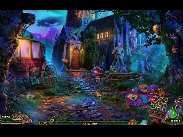 Enchanted Kingdom: A Dark Seed Collector's Edition Walkthrough