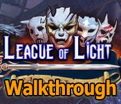 league of light: edge of justice collector's edition walkthrough