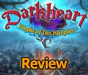 darkheart: flight of the harpies review