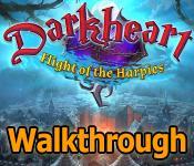 darkheart: flight of the harpies walkthrough