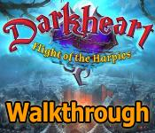 darkheart: flight of the harpies collector's edition walkthrough