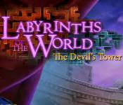 labyrinths of the world: the devils tower