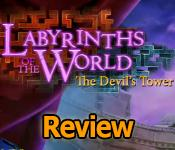 Labyrinths of the World: The Devils Tower Collector's Edition Review