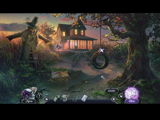 sable maze: nightmare shadows collector's edition screenshots 1