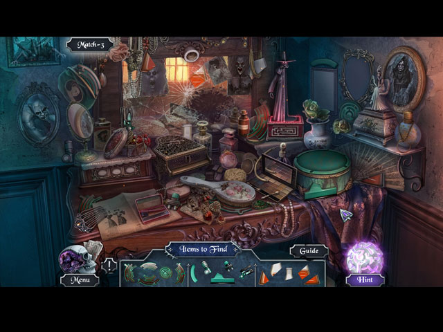 sable maze: nightmare shadows collector's edition screenshots 2