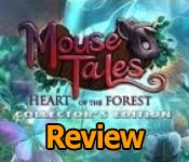 Mouse Tales: Heart of the Forest Collector's Edition Review
