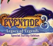 Eventide: Legacy Of Legends Collector's Edition