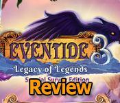 Eventide: Legacy Of Legends Collector's Edition Review