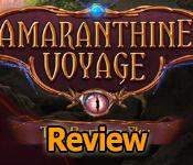 amaranthine voyage: the burning sky review