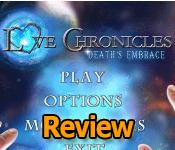 Love Chronicles: Deaths Embrace Review game feature image