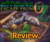 bridge to another world: escape from oz collector's edition review