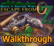 bridge to another world: escape from oz walkthrough