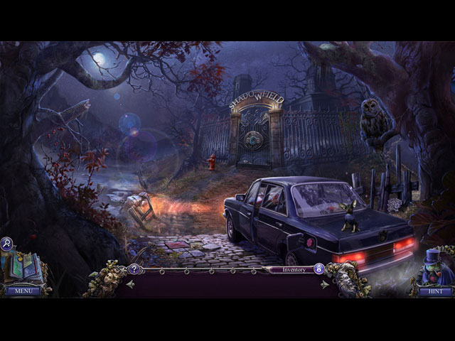 mystery trackers: memories of shadowfield collector's edition screenshots 1