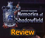 mystery trackers: memories of shadowfield review
