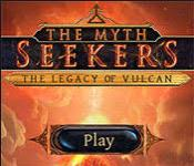 myth seekers: the legacy of vulcan
