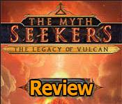 Myth Seekers: The Legacy of Vulcan Collector's Edition Review