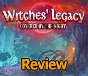 witches legacy: covered by the night review