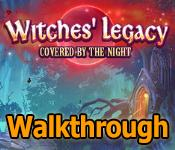 witches legacy: covered by the night walkthrough