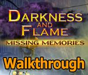 darkness and flame: missing memories collector's edition walkthrough