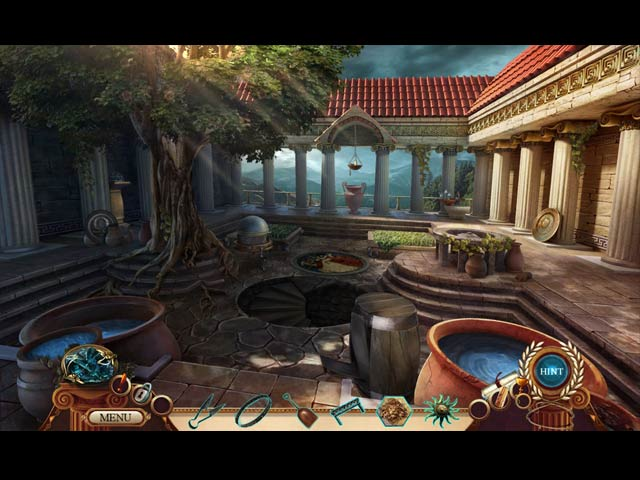 myths of the world: fire of olympus collector's edition screenshots 1