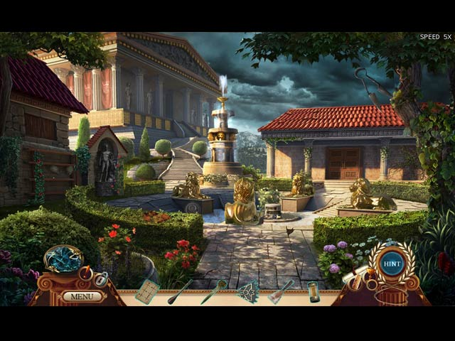 myths of the world: fire of olympus collector's edition screenshots 2
