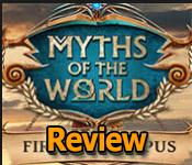 myths of the world: fire of olympus collector's edition review