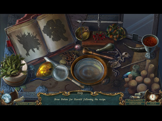 haunted legends: the cursed gift collector's edition