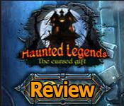 haunted legends: the cursed gift review