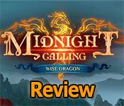 Midnight Calling: Wise Dragon Review game feature image