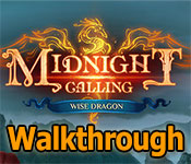 Midnight Calling: Wise Dragon Walkthrough game feature image