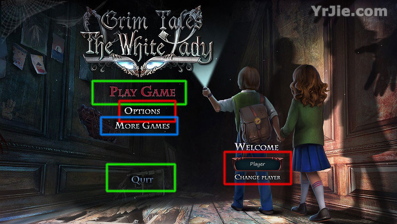 grim tales: the white lady collector's edition walkthrough screenshots 1
