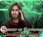 spirit of revenge: unrecognized master