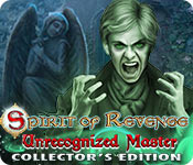Spirit of Revenge: Unrecognized Master Collector's Edition game feature image