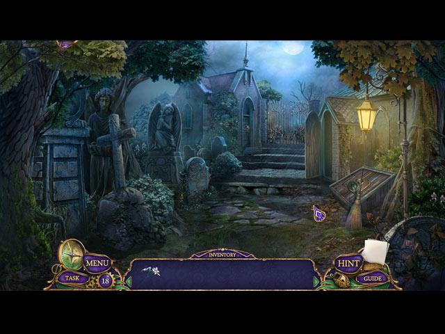 spirit of revenge: unrecognized master collector's edition screenshots 1