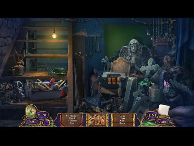 spirit of revenge: unrecognized master collector's edition screenshots 2
