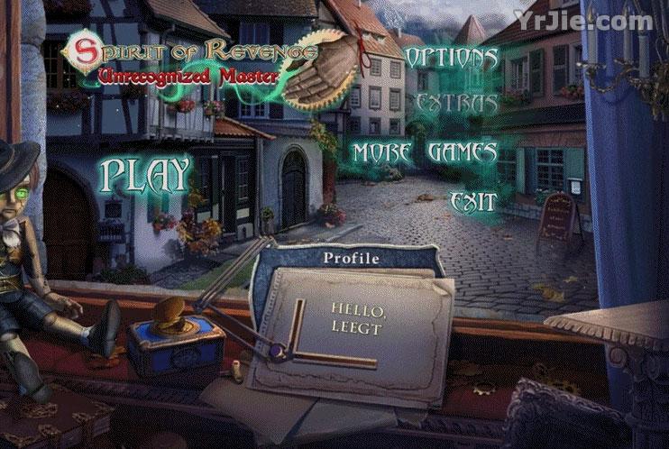 spirit of revenge: unrecognized master review screenshots 2