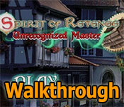Spirit of Revenge: Unrecognized Master Walkthrough game feature image
