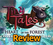 Tiny Tales: Heart of the Forest Collector's Edition Review game feature image