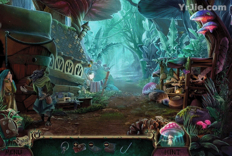 tiny tales: heart of the forest collector's edition review screenshots 2
